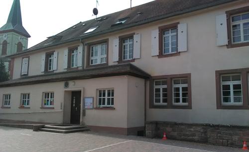 Mairie de Wingen