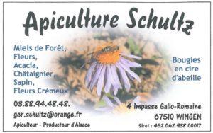 Apiculture Schultz