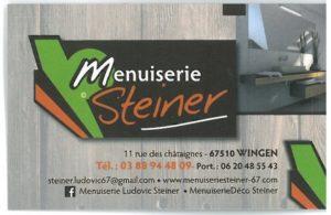 Menuiserie Steiner