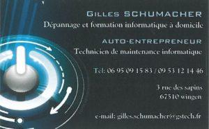 GILLES SCHUMACHER