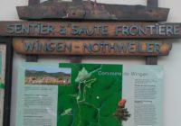 Le sentier «à saute frontière» – Grenzgängerweg