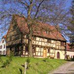 La maison la plus ancienne du village