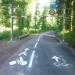 Réaménagement de la piste cyclable Litschhof-Notweiler