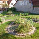 Jardin des plantes de Soeur Bernardine