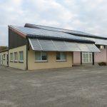 Station de panneaux solaires et photovoltaïques